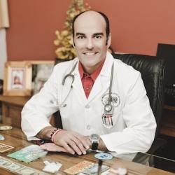 Dr. Michael Soler Creador de Mic Ultra Fit Especialista en Medicina Bariátrica