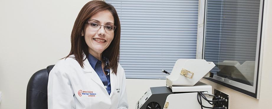 Lic. Adeliz Figueroa, MS - Audiologa