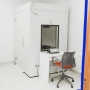 Precision Hearing & Balance Center San Juan - Cabina de Audición