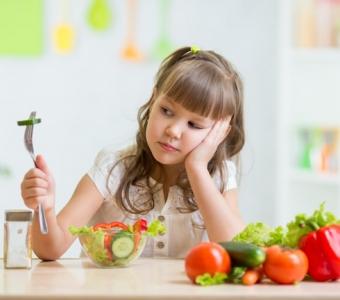 ¿Qué es un 'picky eater'?